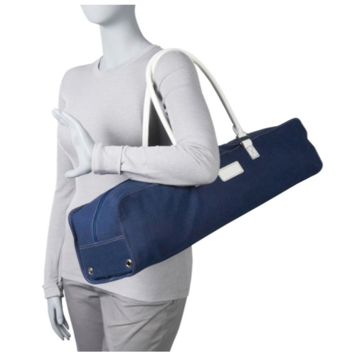 Metro Linen Yoga Mat Bag $83 at EBAGS