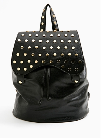 Flip Stud Backpack $68 at NASTYGIRL