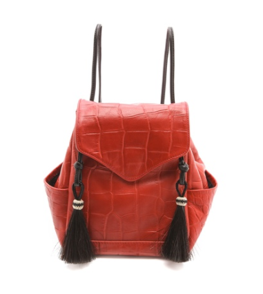 Oliveve Dottie Convertible Backpack $297 at SHOPBOP