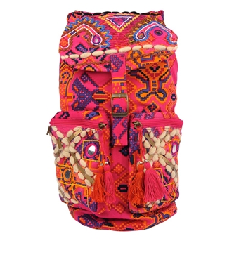 Shiva Backpack $120 at DESIGNS BY STEPHENE