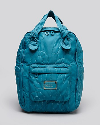 Marc Jacobs Nylon Backpack $138 sale at BLOOMINDALES