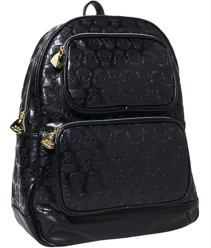 Princess Skully Backpack $118 at BETSEY JOHNSON