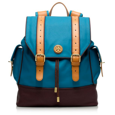 Tory Burch Pierson Backpack $365 at TORY BURCH