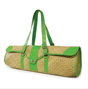 Crescent Moon St. Tropez Yoga Mat Bag $99.99 at CRESCENT MOON