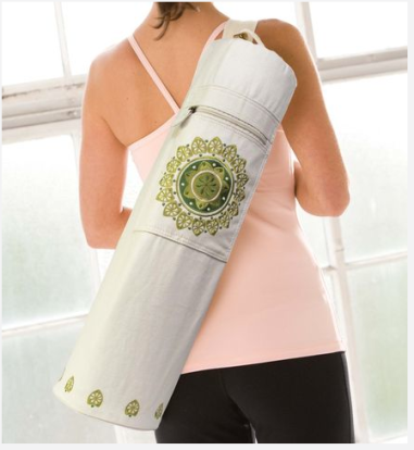 Mosaic Yoga Mat Bag $19.98 at GAIAM