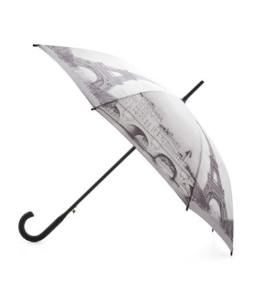 Rain Along the Seine Umbrella $39 at MODCLOTH