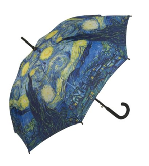 Monet Starry Night Umbrella $30 at AMAZON