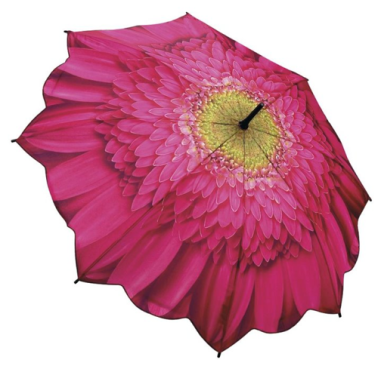 Galleria Gerber Daisy Umbrella $30 at AMAZON
