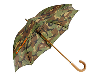 London Undercover Camo Umbrella $183 at J. CREW