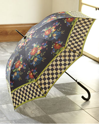 Makenzie-Childs Bumbershoot Umbrella $88 at NEIMAN MARCUS