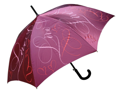 Love Love Love Umbrella $70 at TRAY 6