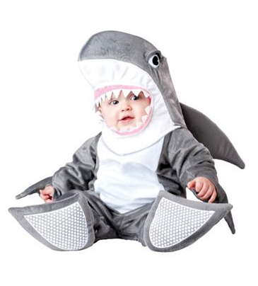 Baby Shark Costume $59 at ANYTIME COSTUMES