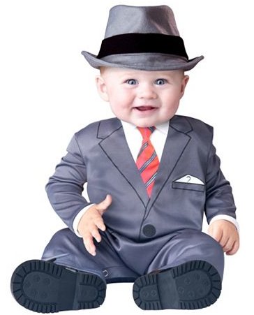 Baby Business Costume $30 at ANYTIME COSTUME