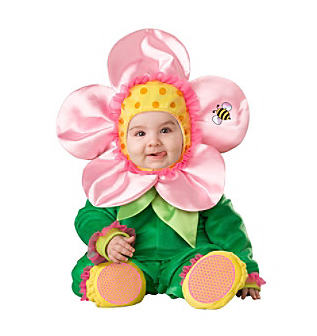Blossoming Flower Baby Costume $76 at BERGNERS
