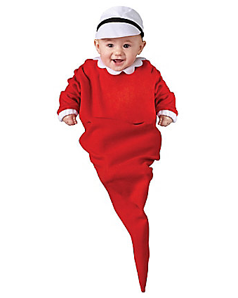 Peewee Popeye Baby Costume $13 at BIRTHDAY IN A BOX