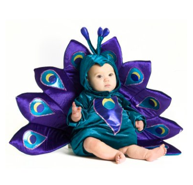 Peacock Baby Costume $45 at BUY COSTUMES.COM