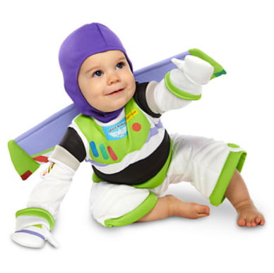 Buzz Lightyear Baby Costume $35 at DISNEY STORE