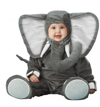 Lil Elephant Baby Costume $42 at DAS CHEAP