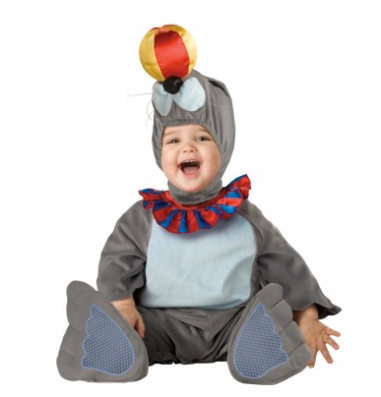 Silly Seal Baby Costume $22 at AMAZON