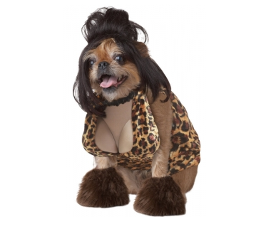 Lady Is A Tramp Dog Pet Costume $30 at HALLOWEEN EXPRESS
