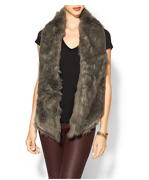 Sabine Faux Shearling Fur $89 at Piperlime