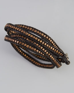 Nakamol Beaded Wrap Bracelet $52 at Cusp