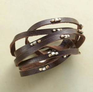 Campfire Wrists Bracelet $98 at Sundance Catalog