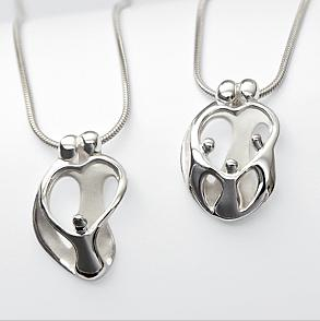 Sterling Silver Family Necklace $49+ at REDENVELOPE