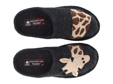 Haflinger 'Jimmy' Slipper $75 at Zappos