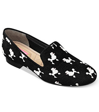Isaac Mizrahi New York Zarek Smoking Flats $130 at Macy's