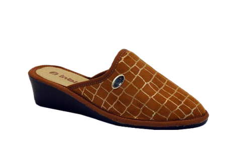 Inblu Giraffe Mule Slipper $30 at Shoebuy