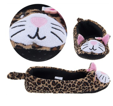 Leopard Ballet Slippers $11 at Crazy for Bargains