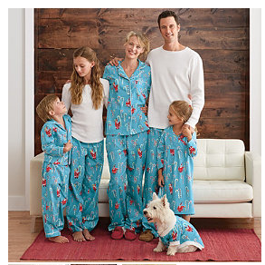 Special Delivery Family Pajama Set $42 - $49 at THE COMPANY STORE