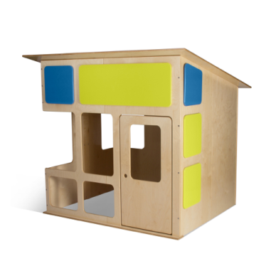 True Modern Playhouse $1,425 at ALL MODERN