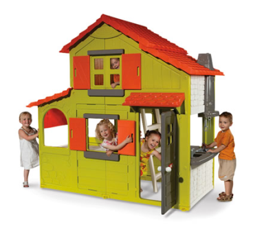Two Story Playhouse $1,200 at HAMMACHER SCHLEMMER