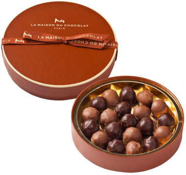Coffret Rochers $44 at La Maison Du Chocolat