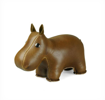 Zuny Classic Hippo Paper Weight $39.99 at All + Modern
