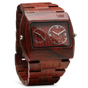 WeWood Jupiter Watch $99.99 at Think Geek